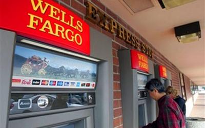 Wells Fargo Bank ATM